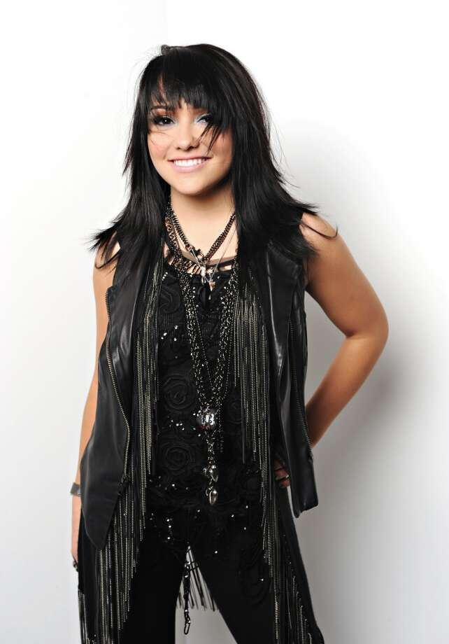 Jennel Garcia of Demi's 'Young Adults' (Fox)