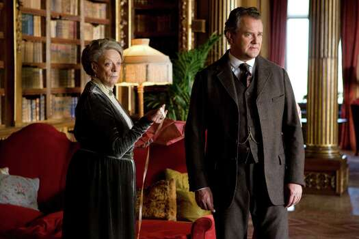 "Best television series, drama nominee:""Downton Abbey"" Photo: NICK BRIGGS, NYT / CANIVAL FILM AND TELEVISION FOR MASTERPIECE VIA PBS"