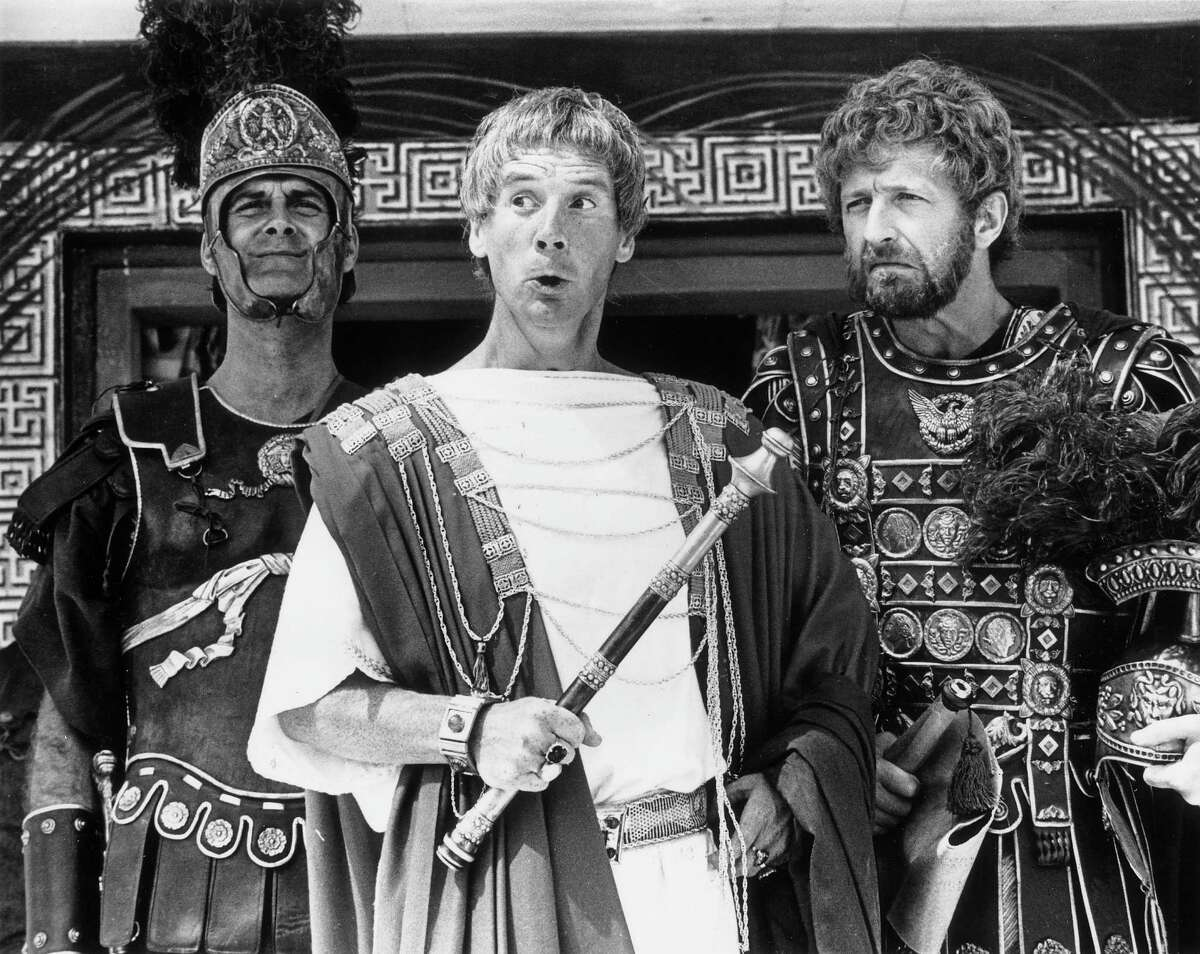 Monty Python was back in 1979 with