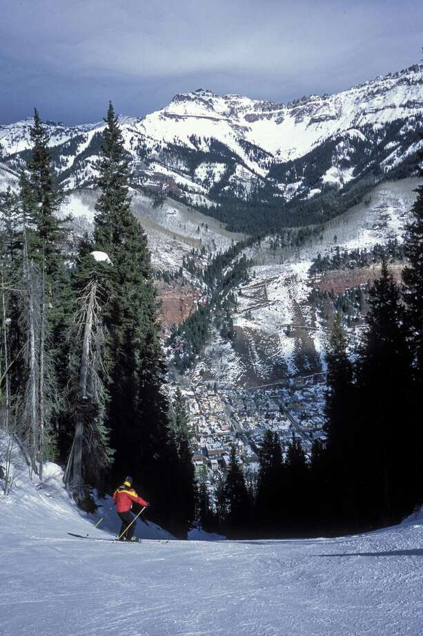 Telluride Ski Resort Photo: Dan Leeth, Photographer / © Dan Leeth  ALL RIGHTS RESERVED