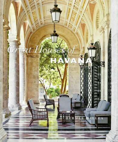 """Great Houses of Havana"" by Hermes Mallea"