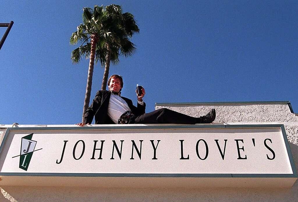 Bartender Johnny Love Metheny Branches Out SFGate - Car sign with namescasanova locksmith san mateo in san mateo ca casanova