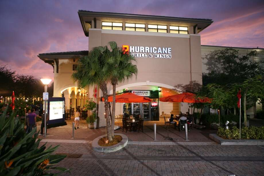 Hurricane Grill & Wings is coming to the Houston area. The first location is anticipated to open in March or April of 2013. Pictured is a Miami location.   (Hurricane Grill & Wings)