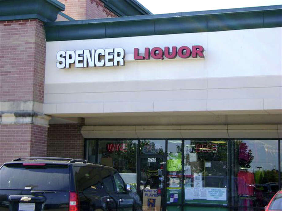 Spencer Discount Liquor and Tobacco, Crossroads Center, at Spencer Highway and Red Bluff Road in Pasadena. (Brixmor Property Group)