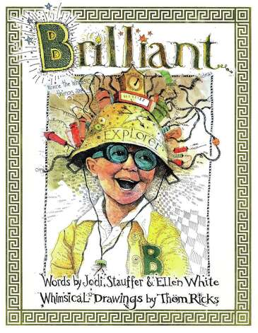 "Thom Ricks, who illustrated ""Brilliant,"" is one of five featured presenters at the 9th annual Express-News Children's Book & Author Celebration. Photo: Courtesy Photo"