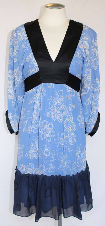 Moulinette Soeurs Vêtements silk dress Photo: Lauren Robinson/Seattle Goodwill