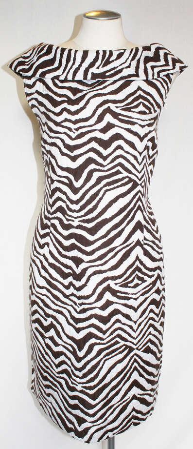 Dana Buchman dress, NWT Photo: Lauren Robinson/Seattle Goodwill