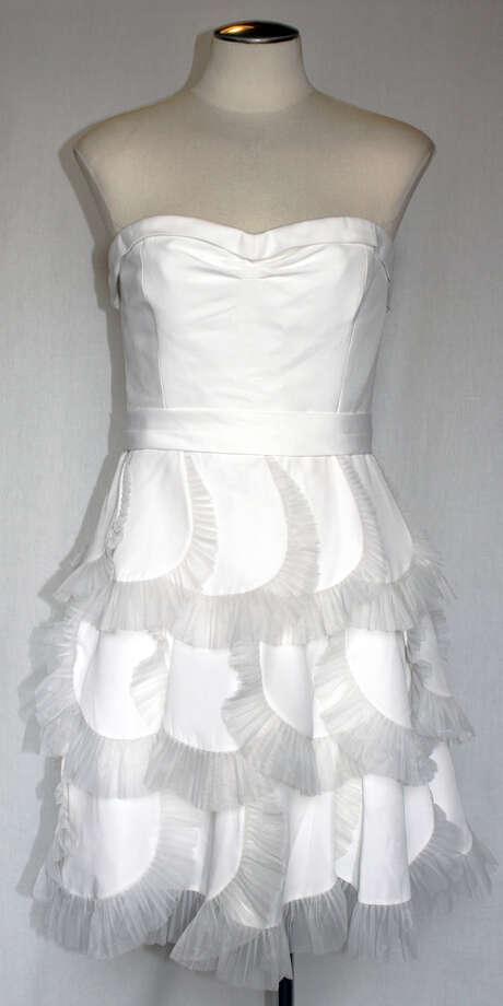 BCBGMAXAZRIA dress Photo: Lauren Robinson/Seattle Goodwill
