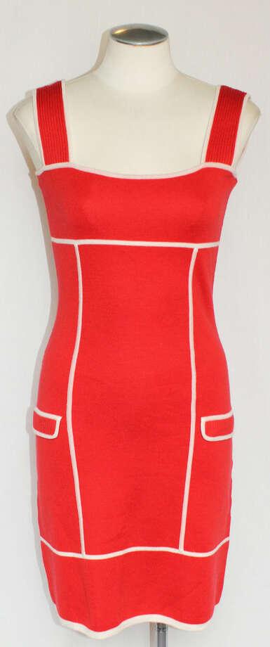 Diane von Furstenberg knit dress Photo: Lauren Robinson/Seattle Goodwill