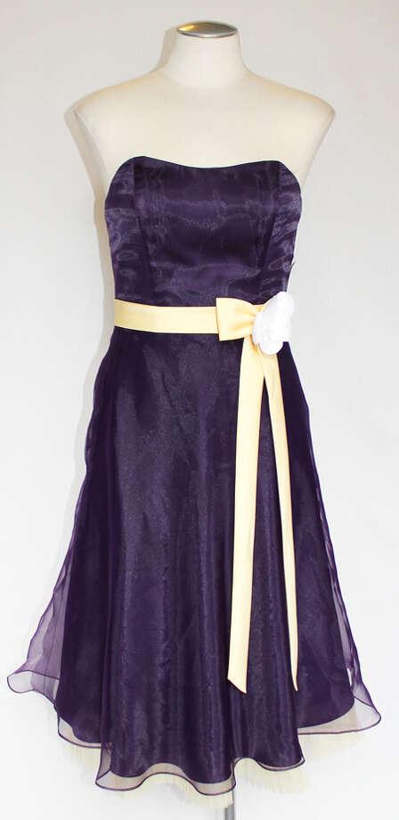 Alfred Angelo dress Photo: Lauren Robinson/Seattle Goodwill