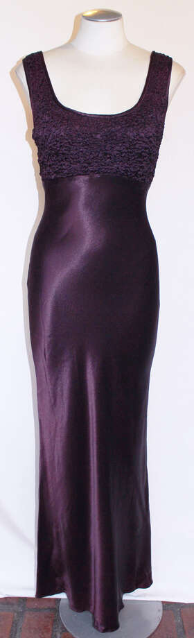 Bari-Jay dress Photo: Lauren Robinson/Seattle Goodwill