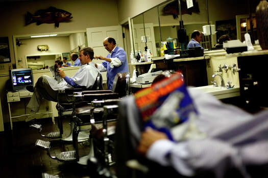 Barber Shop San Antonio : Barber Shop Downtown, 205 E Houston StLocated in the basement of the ...
