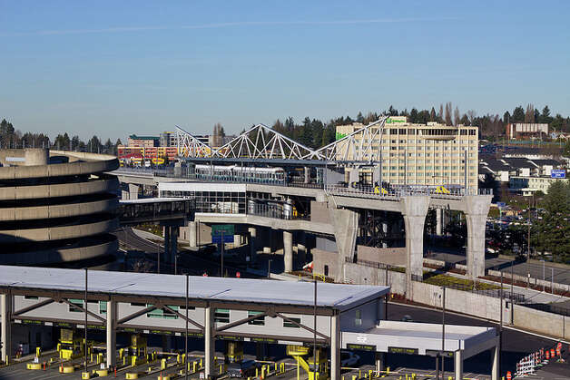 58. SeaTac: Women working full time here make 95.5 percent as much as men, or $1,790 less annually. Photo: Atomic Taco/Flickr, /