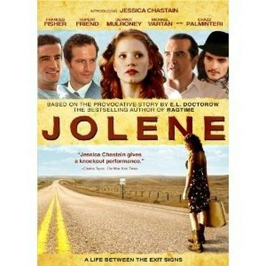 dvd cover JOLENE Photo: Entertainment One, Amazon.com
