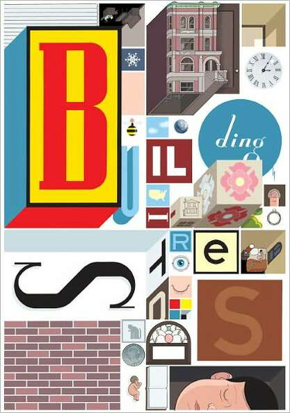 "Graphic novels — The graphic novel of the season is undoubtedly Chris Ware's ""Building"