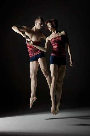 RAWdance founders Ryan T. Smith and Wendy Rein have been honing their craft together since 2004. Photo: RJ Muna
