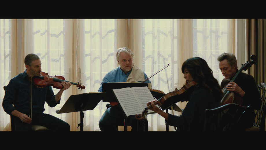 """""""A Late Quartet"""" Photo: JOJO WHILDEN / ©2012 Entertainment One Films US and Opening Night Productions"""
