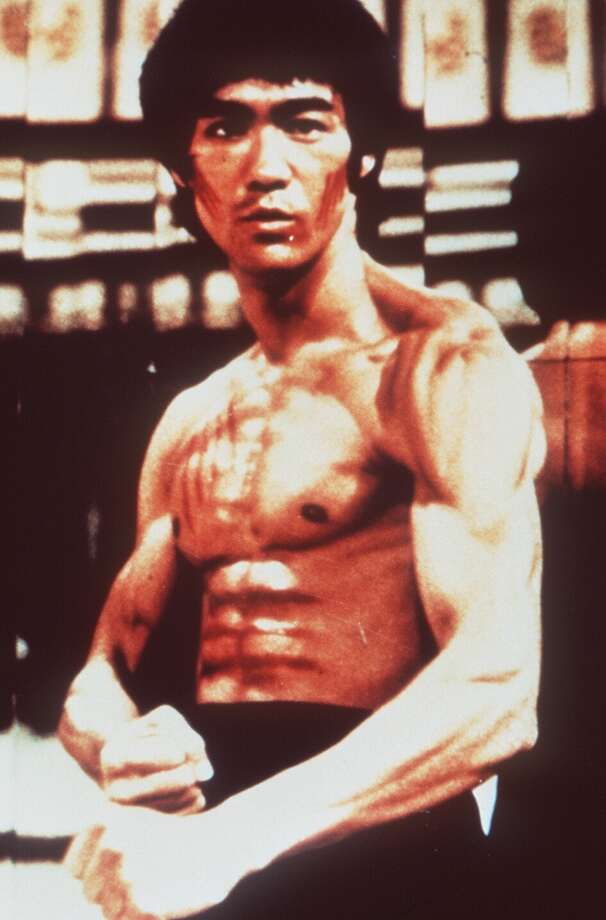 "Bruce Lee brought kung fu to America in the '70s, with ""First of Fury"" and ""Enter the Dragon,"" the 1973 movie he was filming when he died at age 32.  Photo: HANDOUT, /"
