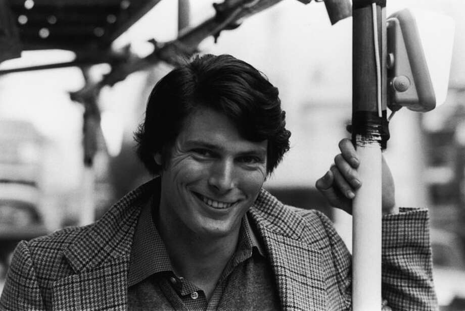 Tall, handsome and athletic, Christopher Reeve played Superman in four movies, starting in 1978. He became a quadriplegic in 1995 after a horse-riding accident and died in 2004.  Photo: /