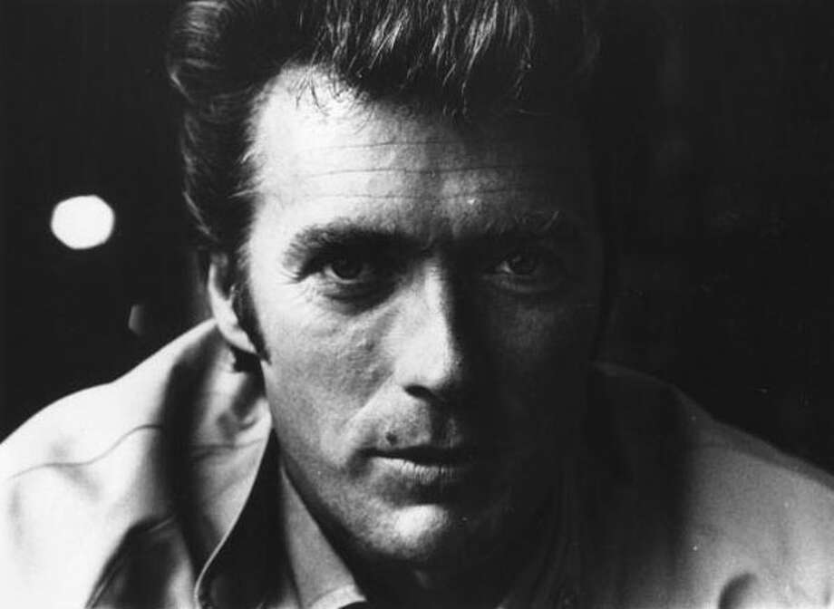"Here's Clint Eastwood in the '70s, in his ""Dirty Harry"" phase, before he became known for rambling Mitt Romney endorsements. Photo: Express Newspapers, / / Hulton Archive"