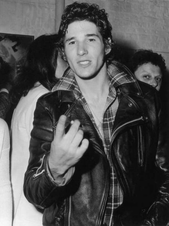"Pretty boy Richard Gere starred in ""Looking for Mr. Goodbar"" in 1977, which paved the way for '80s hits ""American Gigolo"" and ""An Officer and a Gentleman."" He's pictured in 1973.  Photo: Evening Standard, / / Hulton Archive"