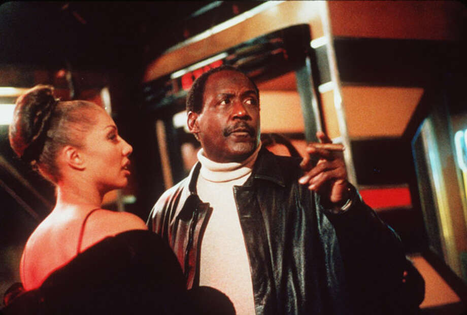 """Before Samuel L. Jackson's 2000 movie """"Shaft,"""" there was Richard Roundtree, who brought the swagger to the original """"Shaft"""" movies of the '70s. Roundtree made an appearance in the 2000 movie, for which he's pictured here. Photo: Paramount Pictures, / / Getty Images North America"""