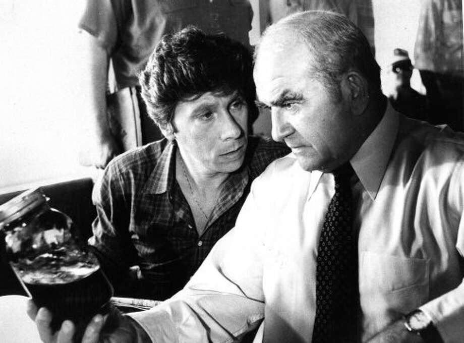 "Remember a time before cable news and Twitter? Ed Asner played Lou Grant during much of the '70s, first in the ""Mary Tyler Moore Show,"" then in ""Lou Grant"" as a crusty editor of a Los Angeles newspaper.  Photo: /"