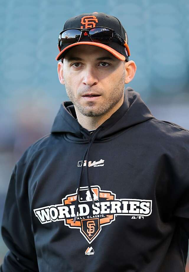 Marco Scutaro turned down a lucrative two-year offer from the St. Louis Cardinals. Photo: Christian Petersen, Getty Images