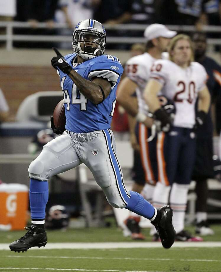 Injuries limited Detroit's Jahvid Best to six games last season. Photo: Carlos Osorio, AP