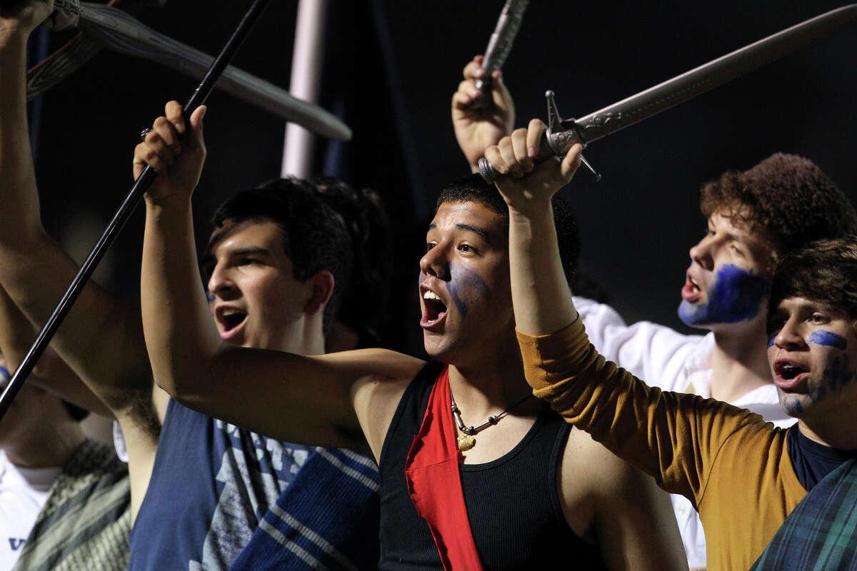 Central Catholic hosts Antonian at Benson Stadium on November 2, 2012.