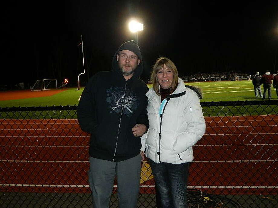 Were you Seen at the Chatham vs. Hoosick Falls Class C Super Bowl at Stillwater High School on Friday, Nov. 2, 2012? Photo: Kara Curtin