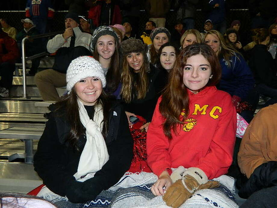 Were you Seen at the Chatham vs. Hoosick Falls Class C Super Bowl at Stillwater High School on Friday, Nov. 2, 2012? Photo: Kara Curtin