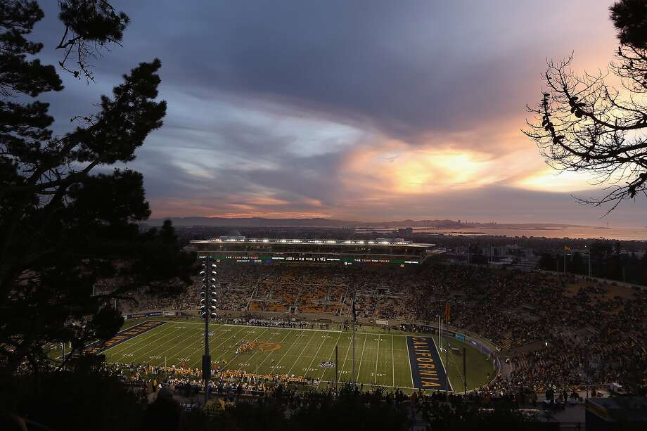 BERKELEY, CA - NOVEMBER 02:  A general view of the California Golden Bears playing against the Washington Huskies at California Memorial Stadium on November 2, 2012 in Berkeley, California. California Memorial Stadium went through a 21-month $321 million renovation and reopened for the 2012 football season.  (Photo by Ezra Shaw/Getty Images) Photo: Ezra Shaw, Getty Images