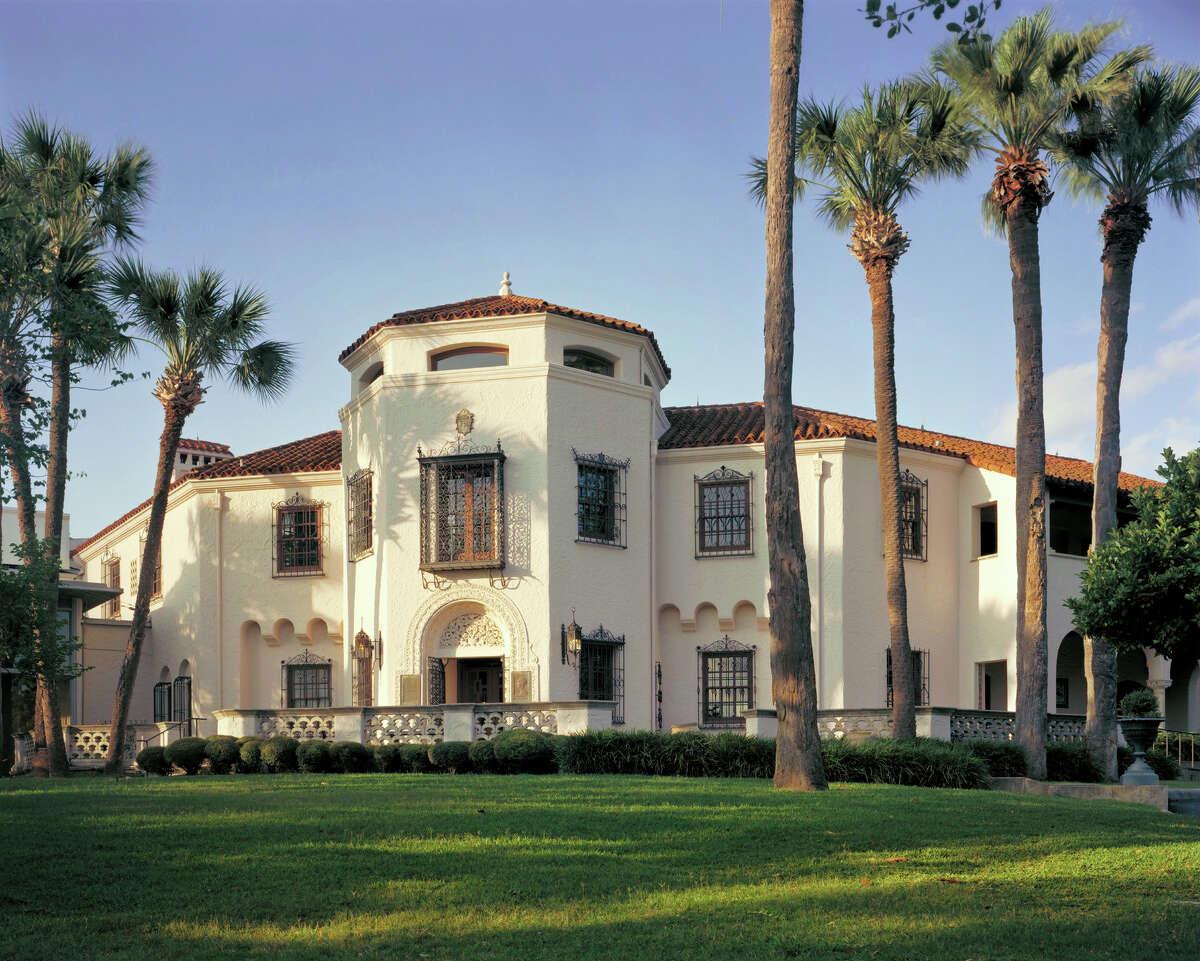 The Marion Koogler McNay House: Recipient of the 2012 Twenty-Five Year Award. San Antonio. Architect: Atlee B. Ayres, FAIA (deceased) and his son, Robert M. Ayres, AIA (deceased).