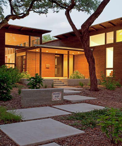 Hacienda Ja Ja: Recipient of the 2012 Sustainability Commendation. A single family residence in Alamo Heights. Architect: Lake|Flato Architects. Photo: Courtesy Photo