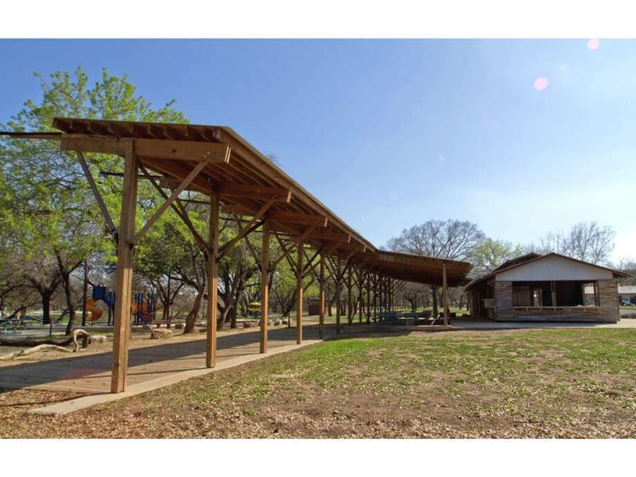Raymond Russell Park, Projects 1 & 2: Recipient of the 2012 Honor Award. San Antonio – Bexar County. Client: Bexar County. Architect: Diane Hays, FAIA. Contractor: Jamail & Smith. Consultants: Slay Engineering – Civil, Lawrence Calvetti, PE - Structural. Photo: Courtesy Photo
