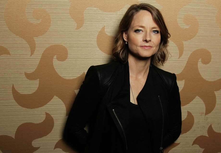 FILE - This July 13, 2012 file photo shows actress Jodie Foster during Comic-Con in San Diego. The Hollywood Foreign Press Association announced Thursday, Nov. 1, that Foster will receive the group's Cecil B. DeMille Award at the 70th annual Globes ceremony on Jan. 13. (Photo by Matt Sayles/Invision/AP, file) Photo: Matt Sayles