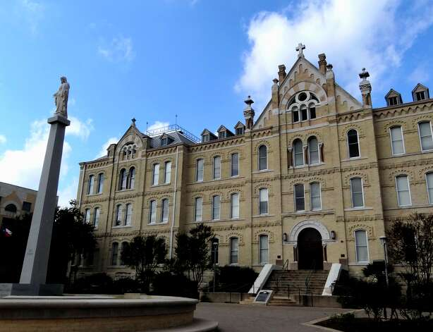 St. Mary's University's St. Louis Hall, is a 118-year-old structure. The university has recently restored it through a $6.1 million preservation project. Read More Photo: Billy Calzada, San Antonio Express News / San Antonio Express News
