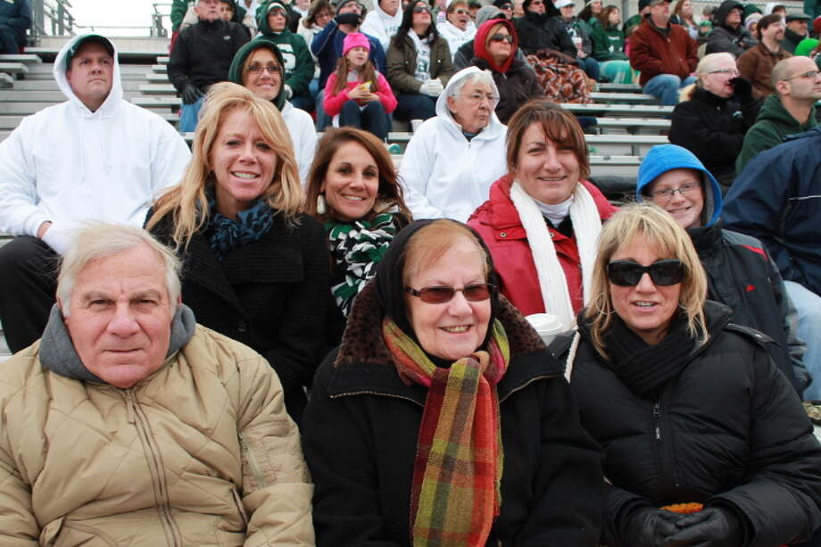Were you Seen at the Glens Falls vs. Schalmont Class B Super Bowl played at Shenendehowa in Clifton Park on Saturday, Nov. 3, 2012? Photo: Lindsey Burns