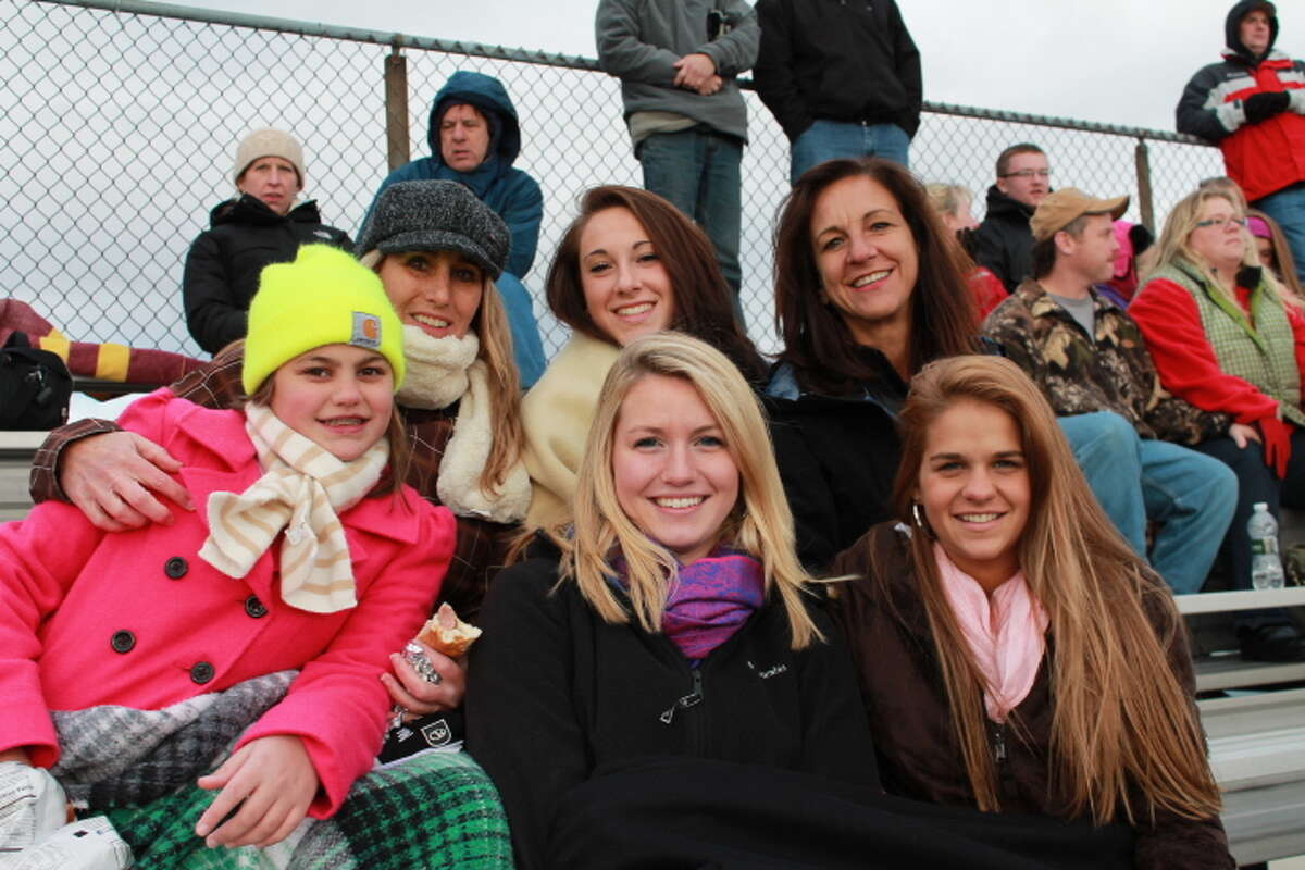 Were you Seen at the Glens Falls vs. Schalmont Class B Super Bowl played at Shenendehowa in Clifton Park on Saturday, Nov. 3, 2012?