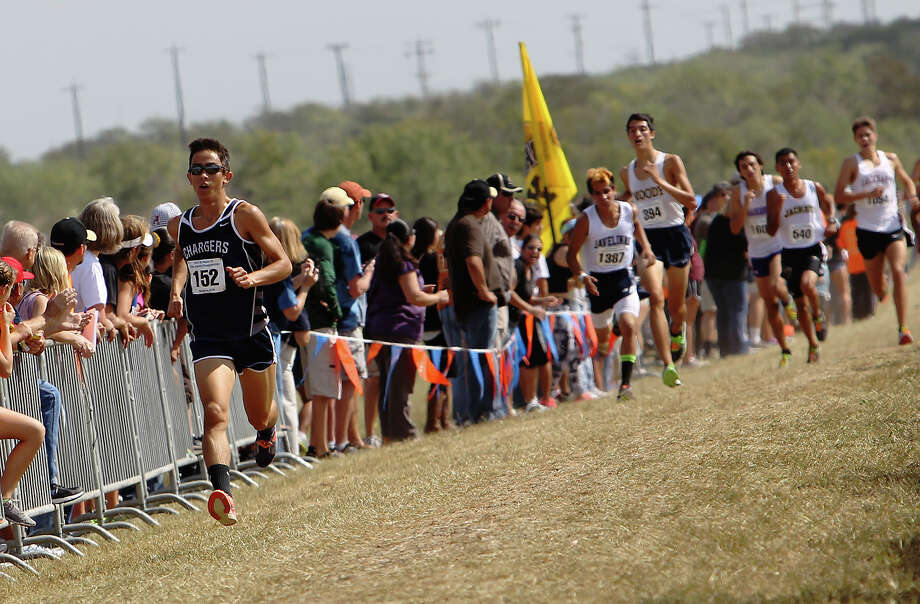 Andrew Tankersley helped Boerne Champion claim the Class 4A state title after finishing second individually in the Region IV meet. Photo: Kin Man Hui, Express-News / © 2012 San Antonio Express-News