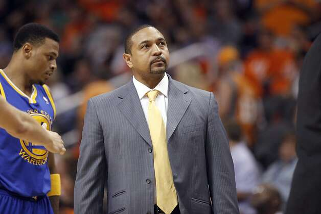 Mark Jackson's team made the coach proud in its opener. Photo: Paul Connors, Associated Press