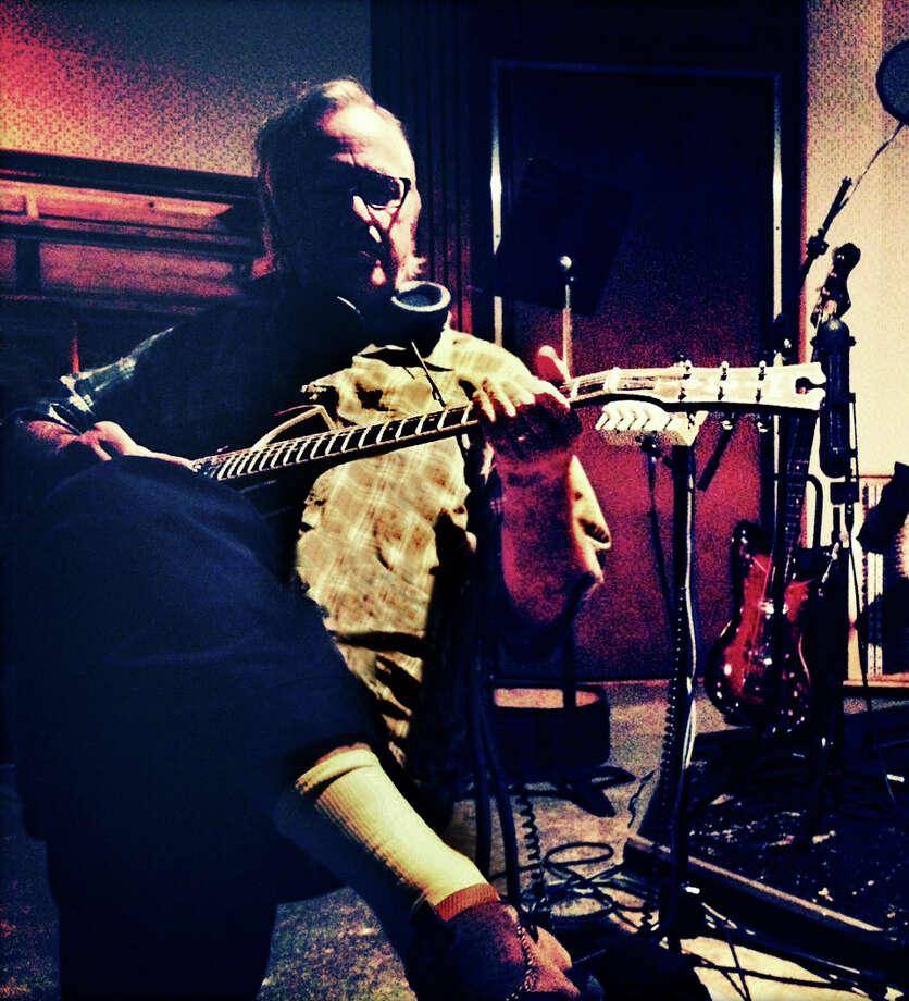 musician Ry Cooder Photo: Joachim Cooder