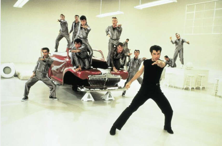 Grease: John Travolta and company remade an old jalopy into a killer car during the '70s flick. The car became a symbol for the film.