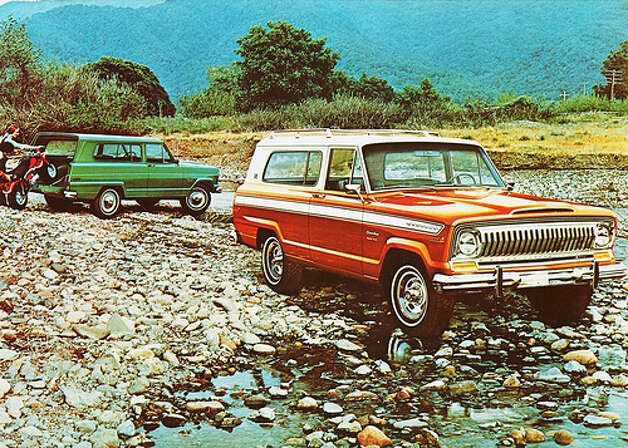 1979 Moonraker: 1974 Jeep Cherokee (Photo: Aldenjewell, Flickr) Photo: .