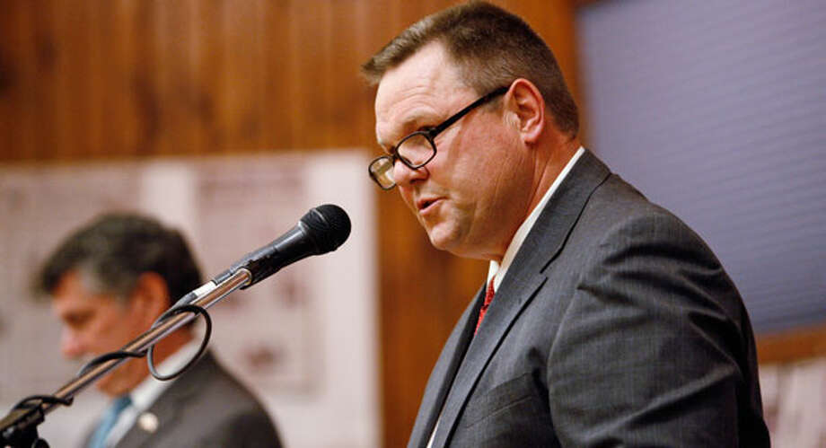 Jon Tester Photo: Michael Albans