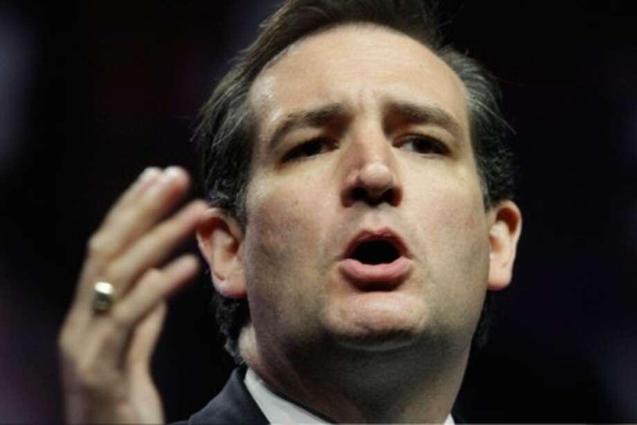 Ted Cruz (LM Otero / AP Photo)