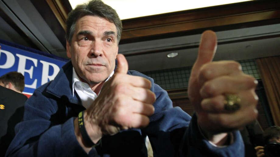 Rick Perry (AP Photo)