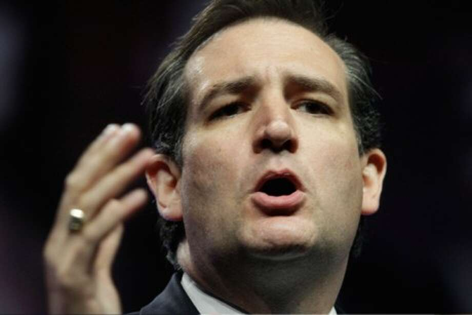 Ted Cruz (LM Otero / AP Photo)