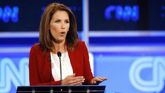 Michele Bachmann (Mike Carlson / AP Photo)